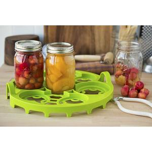 Farm To Table Dual Canning Rack
