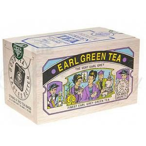 Metropolitan Tea Company Earl Grey Green Tea