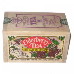 Metropolitan Tea Company Elderberry Tea