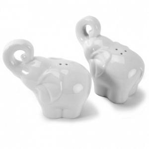 BIA Cordon Bleu Elephant Salt and Pepper Shaker Set