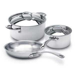 Elite Cookware Set 5pc