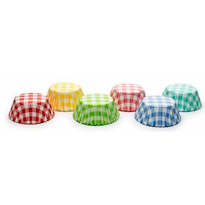 Fox Run Gingham Baking Cup Set of 300