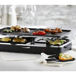 Trudeau Fiesta 8 Person Raclette Grill