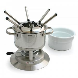 Swissmar Arosa 3 in 1 Fondue Set