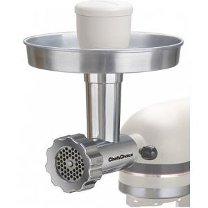 Chef's Choice 796 Grinder Attachment For Kitchen Aid Mixers