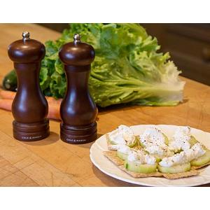 Cole & Mason Forest Salt & Pepper Mill Gift Set
