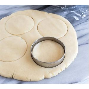 "Fox Run 4"" Circle Cookie Cutter"