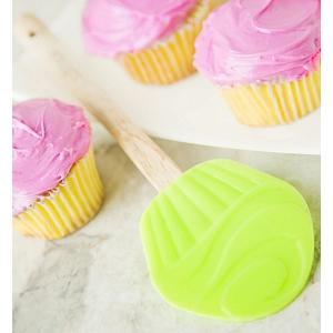 Fox Run Small Green Cupcake Spatula