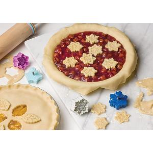 Fox Run Snowflake Pie Crust Cutters