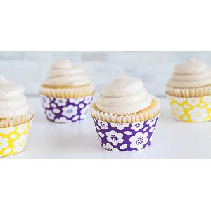 Fox Run Hawaiian Cupcake Wrap Set of 12