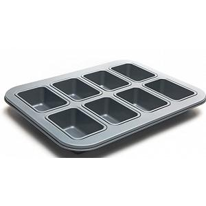 Fox Run 8-Cup Mini Loaf Pan