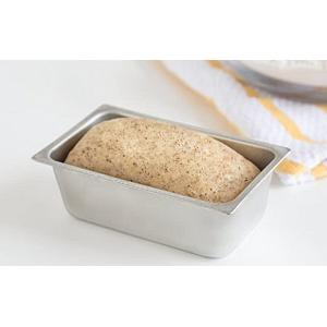 Fox Run Tinplated Steel Loaf Pan 4 Inch