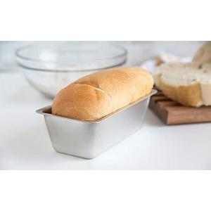 Fox Run Tinplated Steel Loaf Pan 5.5 Inch