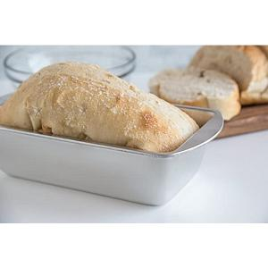 Fox Run Tinplated Steel Loaf Pan 8.5 Inch