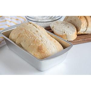 Fox Run Tinplated Steel Loaf Pan 9.5 Inch
