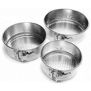 Fox Run Mini Springform Pan Set of 3
