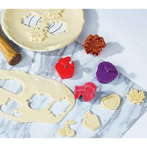 Fox Run Pie Lovers Pie Crust Cutter Set