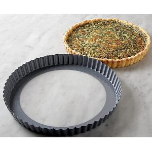 Fox Run Loose Bottom Quiche Pan 9.5""