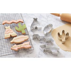 Fox Run Southwest Cookie Cutter Set