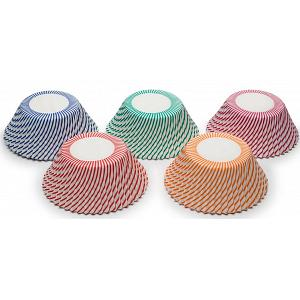 Fox Run Swirl Baking Cup Set of 100