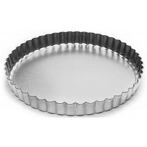 Fox Run Tartlet & Loose Bottom Quiche Pan 8""