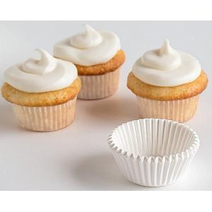Fox Run White Mini Baking Cup Set of 75