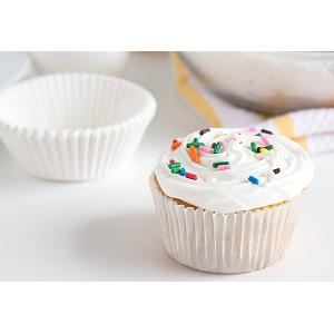Fox Run White Baking Cup Set of 50