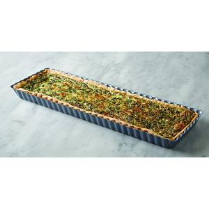 "Fox Run 14"" x 5"" Loose Bottom Tart / Quiche Pan"
