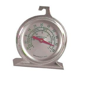 Fox Run Freezer & Refrigerator Thermometer