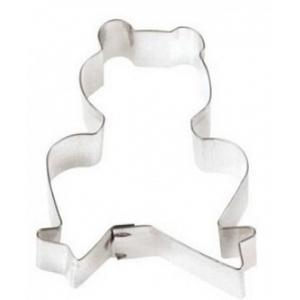 "Fox Run 3"" Frog Cookie Cutter"