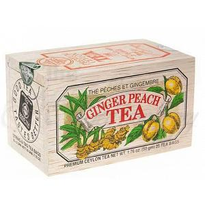 Metropolitan Tea Company Ginger Peach Tea