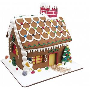 Fox Run Gingerbread House Baking Set