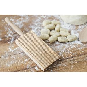 Fox Run Wooden Gnocchi Board