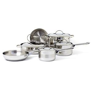 Gourmet 10pc Cookware Set