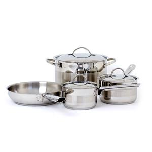 Gourmet 7pc Cookware Set