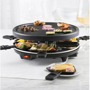 Trudeau Grilly 6 Person Raclette Grill