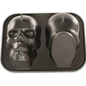 Nordic Ware 3D Haunted Skull Cake Pan