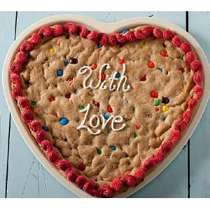 Nordic Ware Heart Cookie & Pizza Pan