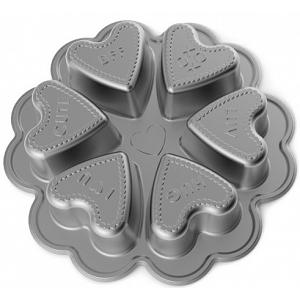 Nordic Ware Conversation Heart Pan