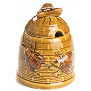 Fox Run Beehive Honey Pot