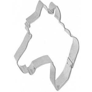 "Fox Run 3"" Horse Head Cookie Cutter"