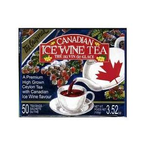 Metropolitan Tea Company Canadian Ice Wine Tea 50 Tea Bags