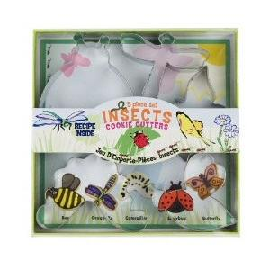 Fox Run Insect Cookie Cutter Set
