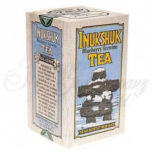 Metropolitan Tea Company Inukshuk Blueberry Ice Wine Tea