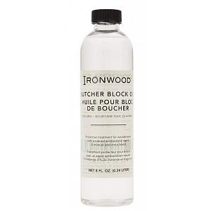 Ironwood Butcher Block Oil