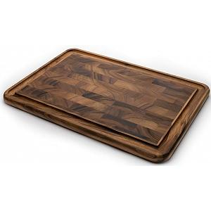 Ironwood Charleston End Grain Dual Sided Cutting Board