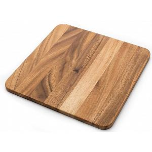Ironwood Square Acacia Wood Cutting Board