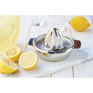 Fox Run Stainless Steel Juicer with Bowl