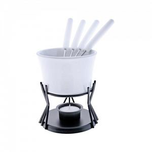 Swissmar Kindle Chocolate Fondue Set