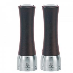 Peugeot Madras u'Select Chocolate 21cm Salt & Pepper Mill Set